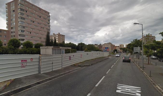 Foued Ben Amar a été tué au niveau du numéro 29 de l'Avenue de Verdun (Capture d'écran Google Maps)
